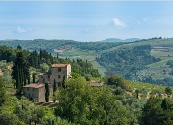 Thumbnail 8 bed villa for sale in Villa Michelangelo, Castellina In Chianti, Siena, Tuscany, Italy