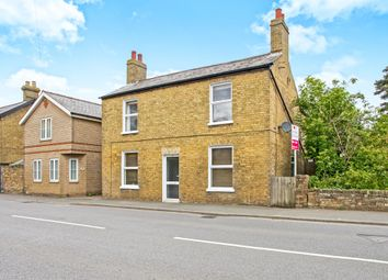 Thumbnail 2 bedroom detached house for sale in Hop Row, Haddenham, Ely