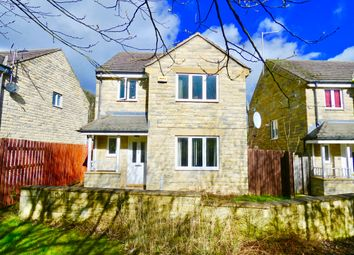 Thumbnail 4 bed detached house for sale in Woodland Rise, Birkby, Huddersfield