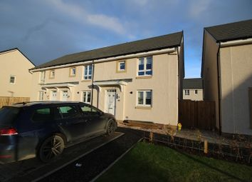 Thumbnail 3 bed end terrace house for sale in Kildean Road, Stirling