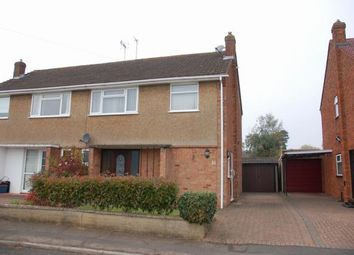 Thumbnail 3 bed semi-detached house for sale in Wantage Close, Moulton, Northampton