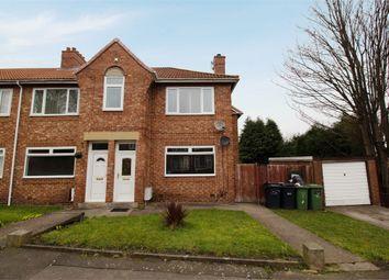 Oak Avenue, Gateshead, Tyne And Wear NE11. 3 bed flat for sale