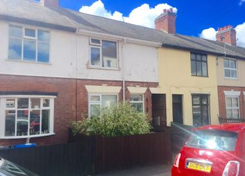 Thumbnail 3 bed terraced house for sale in Mount Road, Hinckley