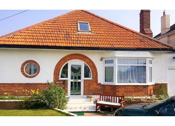 Thumbnail 3 bed detached bungalow for sale in Pauntley Road, Christchurch