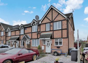 Thumbnail 3 bedroom end terrace house for sale in Swan Mead, Luton