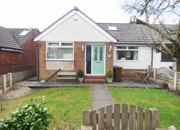 Thumbnail 3 bed semi-detached house for sale in Brookside Avenue, Grotton, Oldham