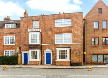 Thumbnail 2 bedroom maisonette for sale in Sheet Street, Windsor, Berkshire
