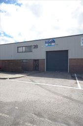 Thumbnail Light industrial to let in Unit 28, Zone 1, Drome Road, North Section, Deeside Industrial Park