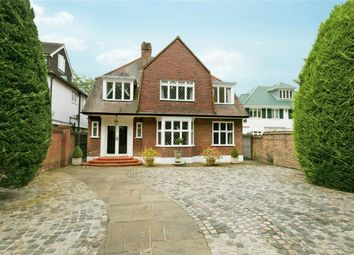 Thumbnail 5 bed detached house to rent in Hartington Road, London