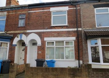 Thumbnail 2 bed terraced house to rent in Blenheim Street, Hull