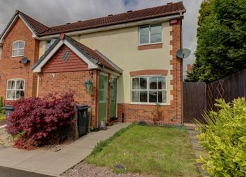 Thumbnail 2 bedroom semi-detached house for sale in Allerdale Road, Clayhanger, Walsall