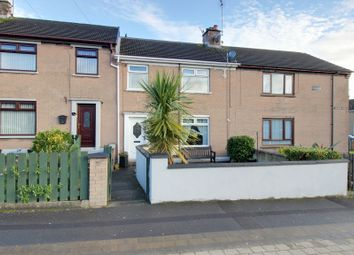 Thumbnail 3 bed terraced house for sale in Lismara Place, Newtownards