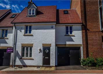 Thumbnail 4 bed terraced house for sale in Honduras Gardens, Newton Leys