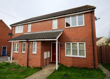 Thumbnail 2 bedroom property to rent in Beresford Road, Ely
