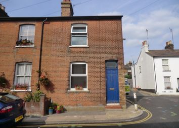 Thumbnail 2 bed terraced house to rent in Bedford Road, St Albans