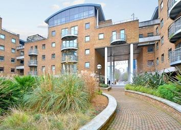 Thumbnail Property to rent in Meridian Place, London