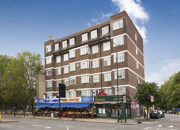 Commercial Road, Whitechapel, London E1. 2 bed flat
