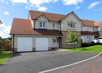 Thumbnail 4 bed detached house for sale in Orwell Wynd, Hairmyres, East Kilbride