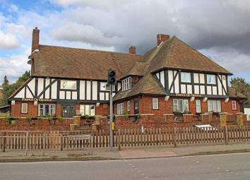 Thumbnail Pub/bar for sale in Old Road East, Gravesend
