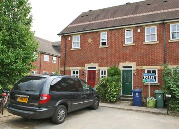 Thumbnail 2 bed town house to rent in Plater Drive, Oxford