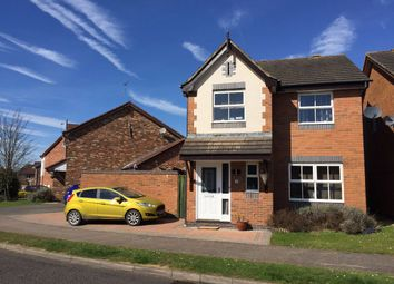 Thumbnail 3 bed detached house for sale in Granary Road, Northampton