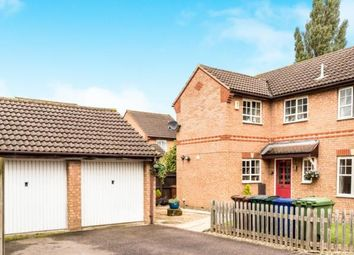 Thumbnail 3 bed semi-detached house for sale in Brunswick Place, Banbury, Oxfordshire