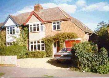Thumbnail 4 bedroom property to rent in Sherlock Road, Cambridge