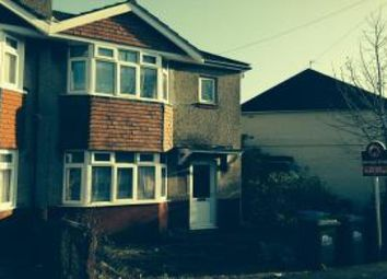 Thumbnail 4 bed property to rent in Primrose Road, Southampton