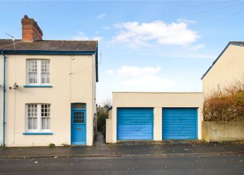 Thumbnail 2 bed end terrace house for sale in North Road, Brecon, Powys