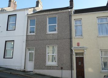 Thumbnail 2 bedroom terraced house to rent in Riga Terrace, Plymouth