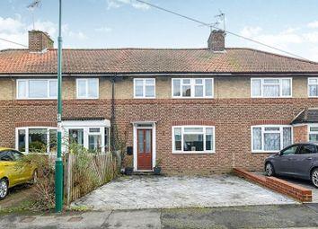 Thumbnail 3 bed terraced house for sale in Lennard Road, Sevenoaks