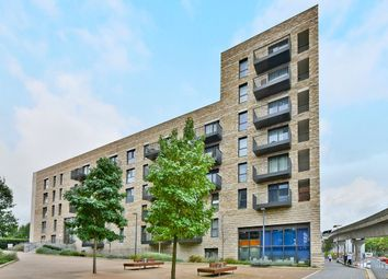 Thumbnail 1 bed flat for sale in Kingfisher Heights, Bramwell Way, Newham, London