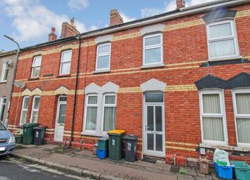 Thumbnail 3 bed terraced house for sale in Bath Street, Newport