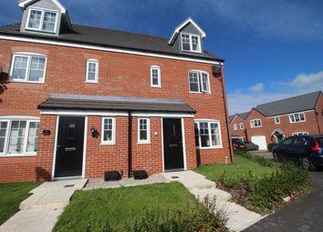 Thumbnail 4 bed semi-detached house for sale in Alderwood Road, Bamber Bridge, Preston