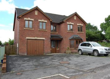 Thumbnail 6 bed detached house for sale in Parc Pencae, Llandybie, Ammanford