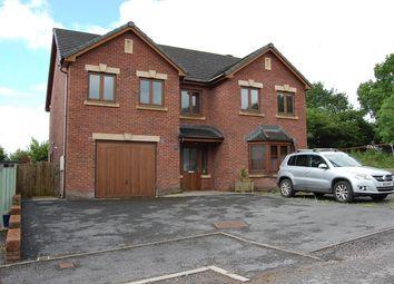 Thumbnail 6 bedroom detached house for sale in Parc Pencae, Llandybie, Ammanford