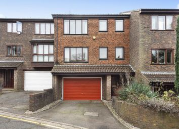 Thumbnail 4 bed town house to rent in Ashbourne Square, Northwood