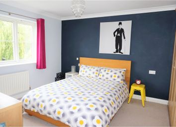 Thumbnail 4 bed terraced house for sale in Nunnery Way, Clifford
