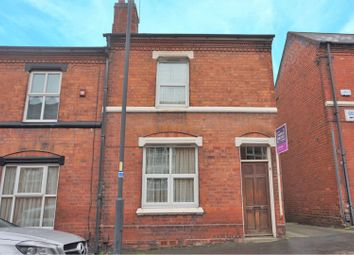Thumbnail 3 bed end terrace house for sale in Cecil Street, Walsall