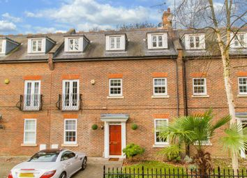 Thumbnail 4 bed terraced house for sale in Regents Drive, Repton Park, Woodford Green