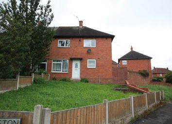 Thumbnail 3 bedroom semi-detached house for sale in Farington Place, Fegg Hayes, Stoke-On-Trent