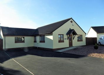 Thumbnail 3 bed detached bungalow for sale in Beech Road, Stibb Cross, Torrington