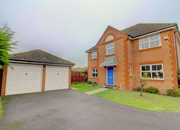 Thumbnail 4 bed detached house for sale in Cardigan Close, High Halstow, Rochester