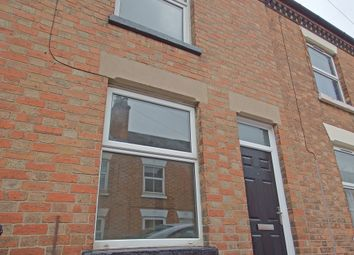Thumbnail 2 bed terraced house for sale in School Street, Loughborough