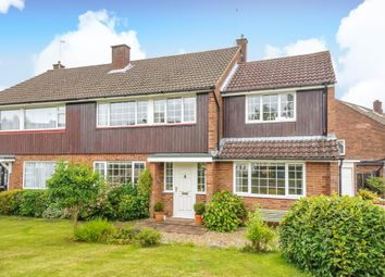 Thumbnail 4 bed semi-detached house for sale in Aylward Gardens, Chesham