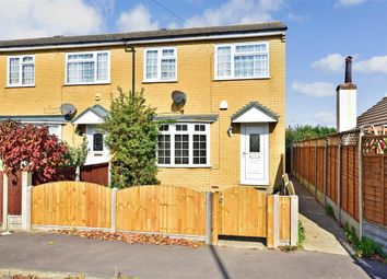 Thumbnail 3 bed end terrace house for sale in Minster Road, Minster On Sea, Sheerness, Kent