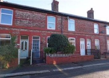 Thumbnail 2 bed terraced house for sale in Surrey Street, Latchford, Warrington