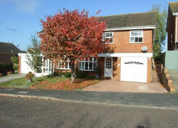 Thumbnail 4 bed semi-detached house to rent in Marsham Close, Aylesbury