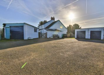 Thumbnail 3 bed detached house for sale in Llanddewi Rhydderch, Abergavenny