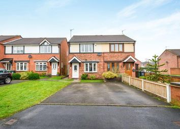 Thumbnail 2 bedroom semi-detached house for sale in Trevose Close, Bloxwich, Walsall
